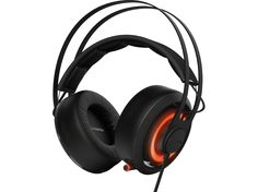 on aime STEELSERIES Casque gaming Siberia 650 Elite Prism Noir (51193) chez Media Markt
