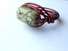 Boho inspired ring. https://www.etsy.com/listing/157104440/hippie-rings-bohemian-ring-boho-wire?