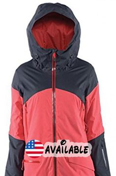 B01L9UZCNO : Flylow Daphne Jacket - Women's Tropical/Night Small. 20k/20k waterproof breathable membrane. Fully seam taped. High performance DWR (Durable Water Repellent). Baffl ed interior. Helmet-compatible hood #Sports #OUTDOOR_RECREATION_PRODUCT