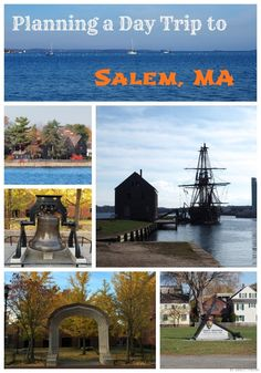 Visiting Salem MA with kids isn't just about witchcraft or the Salem Witch Trials, there is so much to do including museums, tours, and a historic maritime site.