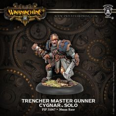 Cygnar Trencher Commandos 10 Warmachine BNIB
