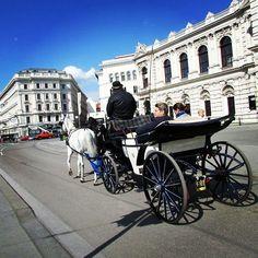 Vienne, pour un week-end romantique. La ville est un musée à ciel ouvert. (Bon plan  pour les toulousains :  c'est à 2h depuis Toulouse en vol direct avec #aslairlines ) #welovevienna #Vienne #autriche #vienna #austria #wien #österreich #vienna_city #iger