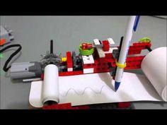 Onda Sinusoidal con Lego Educational WeDo - YouTube
