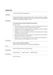 Real Sales Consultant Sample Resume Simple Sample Resume For Sales Position  Sales Trainer Cover Letter Sample .