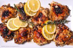 Cozinhando com amigos: Frango Assado com Laranja