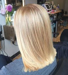 Very sexy silky blonde