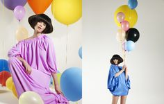Fashion Photography - Balloons by Graham Atkins! | Art And Chic