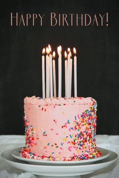 Imagen De Cake Gif Birthday And