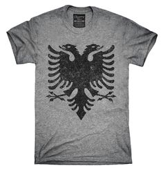 Albanian Eagle Shirt, Hoodies, Tanktops