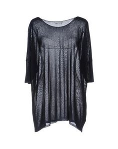 POUR MOI Women's Sweater Dark blue M INT
