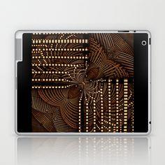 Strings Laptop & iPad Skin by fracts - fractal art - $25.00