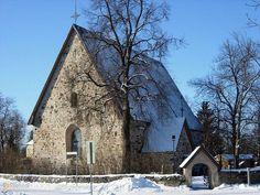 Церковь Святой Екатерины – #Финляндия #Варсинайс_Суоми #Турку (#FI_19) Памятник культурного наследия Финляндии. http://ru.esosedi.org/FI/19/1000235493/tserkov_svyatoy_ekaterinyi/