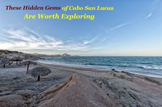 These Hidden Gems of Cabo San Lucas Are Worth Exploring https://bit.ly/2w4p0iK #hiddengems #cabosanlucas #caboweather #privateyachtrental #Caboyachtrental