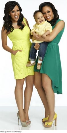 Tia & Tamara Mowry with Cree Beautiful Family, Black Is Beautiful, Beautiful People, Celebrity Siblings, Celebrity Kids, Cute Celebrities, Celebs, Tia And Tamera Mowry, Vanessa Williams