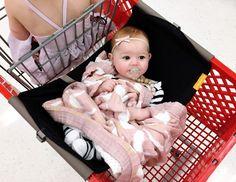 The Binxy Baby Shopping Cart Hammock (Top Baby Product)