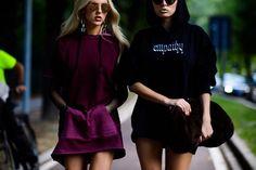 Le 21ème / Shea Marie + Caroline Vreeland | Milan  // #Fashion, #FashionBlog, #FashionBlogger, #Ootd, #OutfitOfTheDay, #StreetStyle, #Style