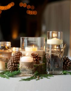 From snow falling outside to whimsical décor elements, like evergreens and pinecones, there are endless ways to use the colder months to your advantage. Get inspired for your Big Day with our top 10 seasonal wedding ideas.