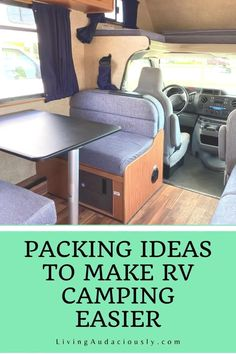 When you're thinking about going camping, checkout this packing list of essentials you're not going to want to forget. #rvcamping #campingpacking #campingessentials Packing Tips For Vacation, Camping Packing, Camping Life, Travel Packing, Cruise America, Rent Rv, Florida Camping, Rv Rental, Clothes Drying Racks