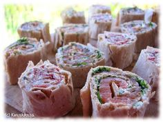 Finnish Recipes, Good Food, Yummy Food, Food Tasting, Antipasto, Food And Drink, Appetizers, Tasty, Baking