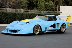 1977 Chevrolet Corvette IMSA Greenwood GT Supervette