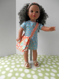 Hey, I found this really awesome Etsy listing at https://www.etsy.com/listing/189177703/american-girl-doll-clothes-tourist