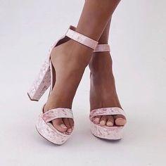 5c093a37298f5 alternative, joliment, beauté, bleu Chaussures Dames, Chaussures Femme,  Escarpins, Vestimentaire