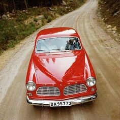 Volvo Amazon 1967 (Slightly modified)