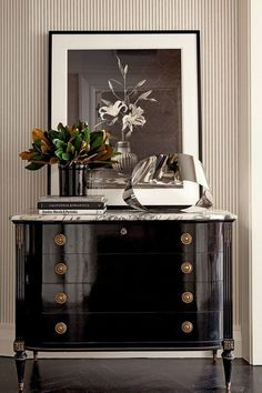I have seen a lot of black and white as of late, and it looks just as dramatic, appealing and on-trend as ever. And it's perfect for any typ...