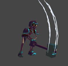 Frank Schoeman - 3D Game Artist