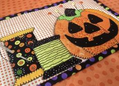 Happy Haloween Stitching!