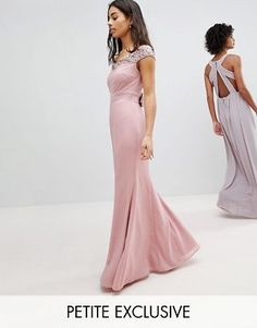 online shopping for Maya Petite Bardot Sequin Detail Maxi Dress With Bow Back Detail from top store. See new offer for Maya Petite Bardot Sequin Detail Maxi Dress With Bow Back Detail Plus Size Maxi Dresses, Petite Dresses, Modest Dresses, Day Dresses, Dress Outfits, Fashion Dresses, Embellished Bridesmaid Dress, Bridesmaid Dresses, Vestidos Vintage