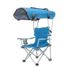 Kelysus Kid's Canopy Chair in Blue - BedBathandBeyond.com