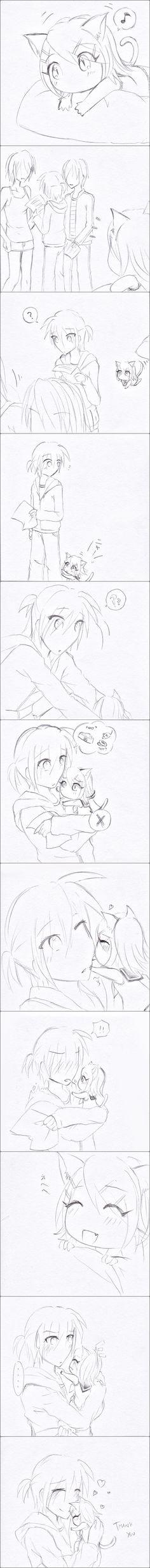 ::_i-just-want-you-keep-smiling_:: by Zatsune-sama on DeviantArt