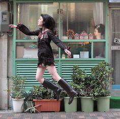 Natsumi Hayashi, Yowa Yowa Camera Woman, Both she and her images are so gorgeous!