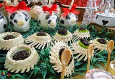 Decoração de festas infantis - Locação de peças para decoração - Bolos cenográficos, painéis, Decoração com balões, balões de gas helio Western Babies, Farm Birthday, Bento, Buffet, Diy And Crafts, Baby Shower, Party, Blog, Bernardo