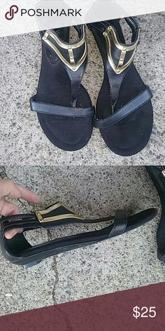 New York transit sandals Great condition Shoes Sandals
