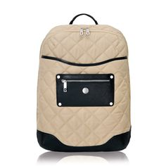Knomo Sella Laptop Backpack - looks like Chanel, doesn't it? Knomo London, Next Bags, London Bags, Pack Your Bags, Best Laptops, Geek Chic, Cool Tools, Laptop Backpack, Products