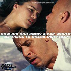 Vin Diesel Stills @vindieselgallery - These two ❤#alphamondayYooying