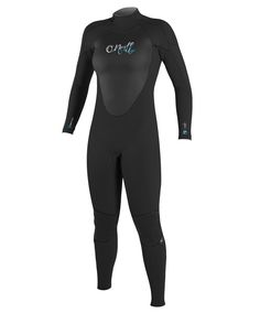 Amazon.com : O'Neill Wetsuits Women's Epic 4/3 mm Full Suit (Black, 8) : Surfing Wetsuits : Sports & Outdoors
