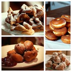 Zsuzsi főz: Farsangi fánkok - Bezzeganya Cereal, Stuffed Mushrooms, Sweets, Vegetables, Breakfast, Pizza, Foods, Youtube, Sugar