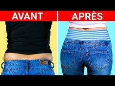 I love Jeans ! And a lot more I love to sew my own, personal Jeans. Next Jeans Sew Along I'm likely to reveal Altering Jeans, Altering Clothes, Diy Jeans, Jeans Refashion, Sewing Basics, Sewing Hacks, Sewing Projects, Sewing Tips, Free Sewing