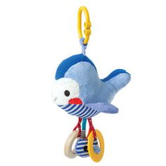 Manhattan Toy  Link & Play Whale