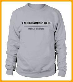 MAUVAIS JOUEUR introuvable en boutique - Tennis shirts (*Partner-Link)