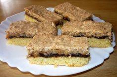 Londýnske pruhy, recept | Tortyodmamy.sk Sweet Recipes, Cake Recipes, Slovak Recipes, Bread Dough Recipe, Tasty, Yummy Food, Desert Recipes, Amazing Cakes, Bakery