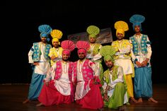 Sher-e Punjab Bhangra Group - Dance / Movement. Performing at the Woodford Folk Festival 2014/15.    For more info visit: http://www.woodfordfolkfestival.com