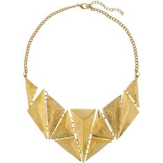 8 Necklace ($70) ❤ liked on Polyvore featuring jewelry, necklaces and gold
