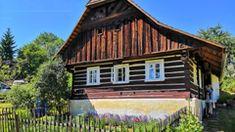 Všechno, co mám ráda — Česká televize Cabin, House Styles, Home Decor, Decoration Home, Room Decor, Cabins, Cottage, Home Interior Design, Wooden Houses