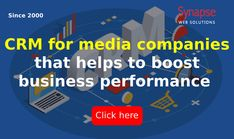Improve functioning of MEDIA COMPANY. Adopt profitable CRM SOLUTIONS to understand customers in a better way.Offer personalized contenty and services to increase company's sales. Business Performance, How To Run Longer