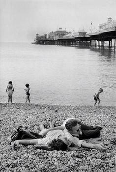Henri Cartier-Bresson, Brighton, England, 1953