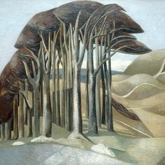 Paul Nash (1893–1977 British)                                                                                                                                                                                 More